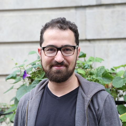Nadav Assor, Assistant Professor of Expanded Media, Connecticut College