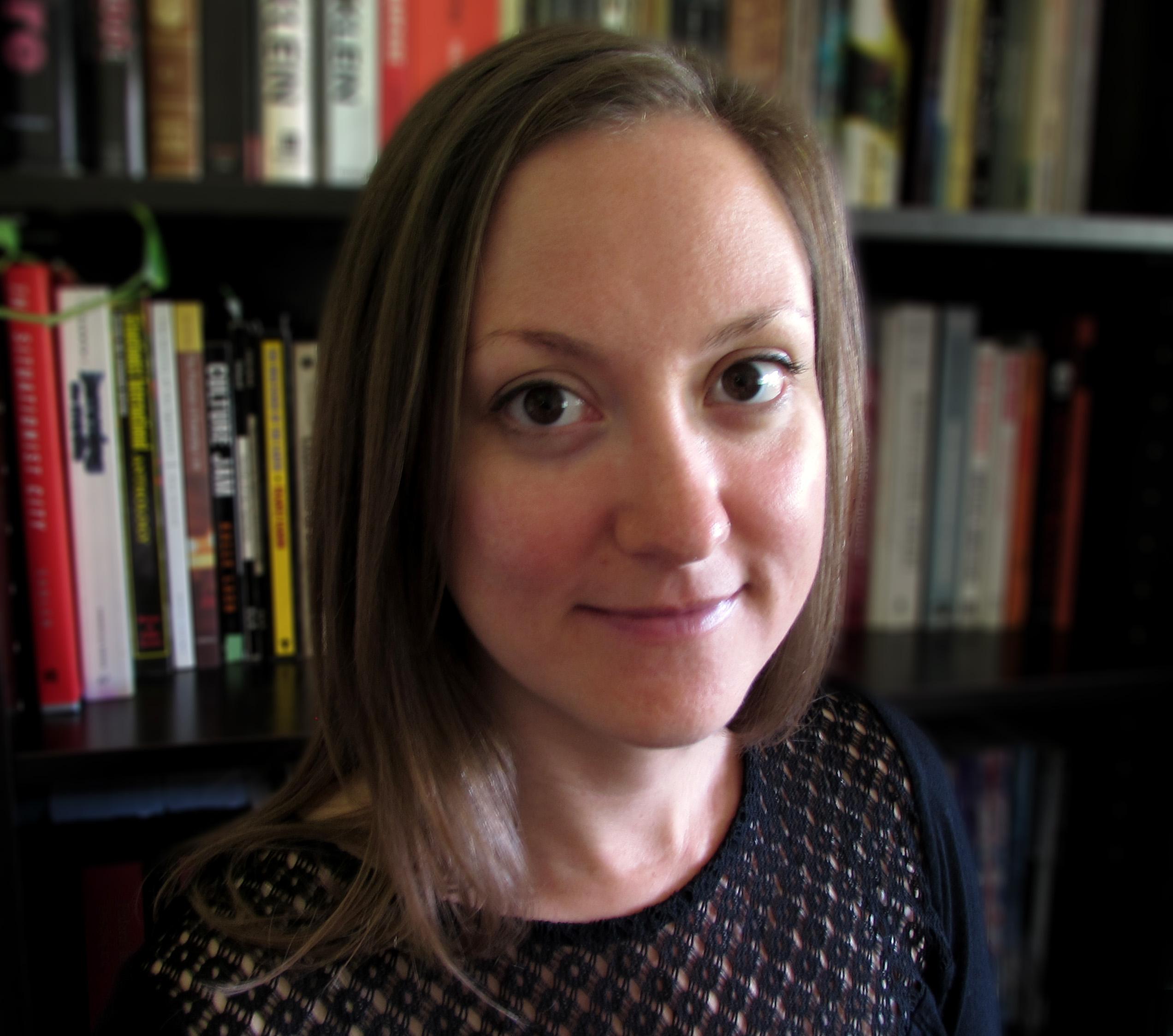 Jennifer Gradecki, Assistant Professor, Media Art and Game Design, Northeastern University
