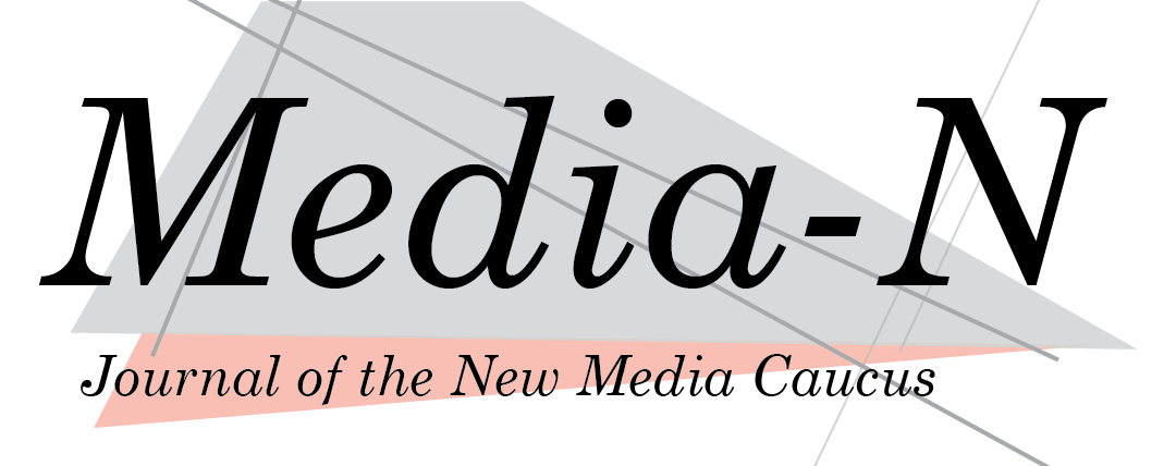 CFP for Media-N special themed issue: Afterlives of Data