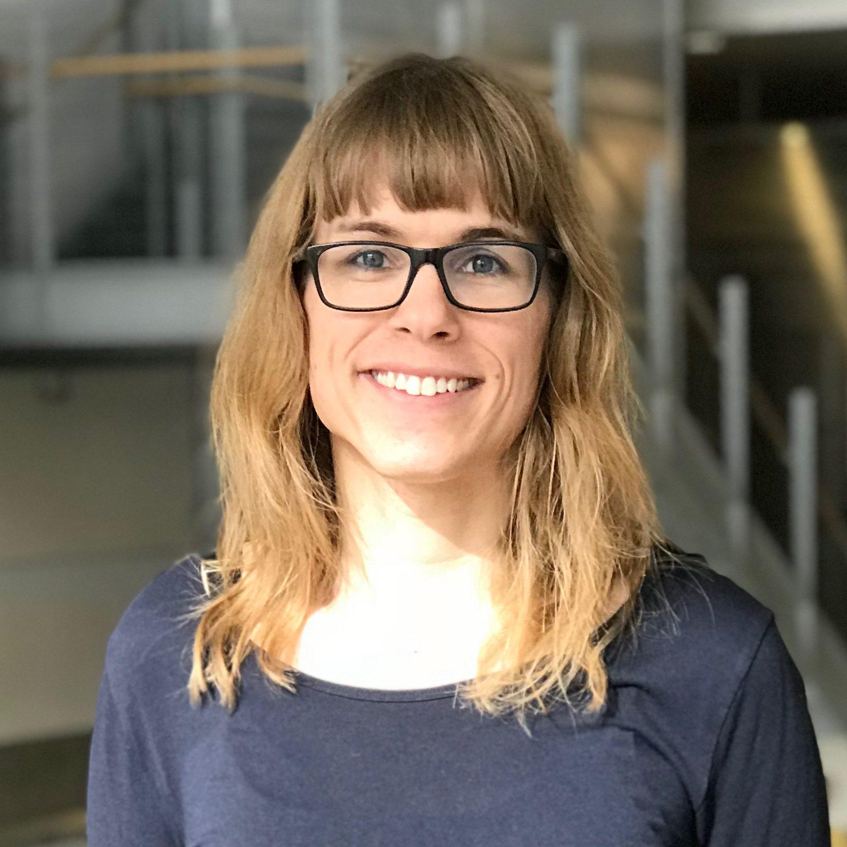Chelsea Thompto, Visiting Professor, Grand Valley State University
