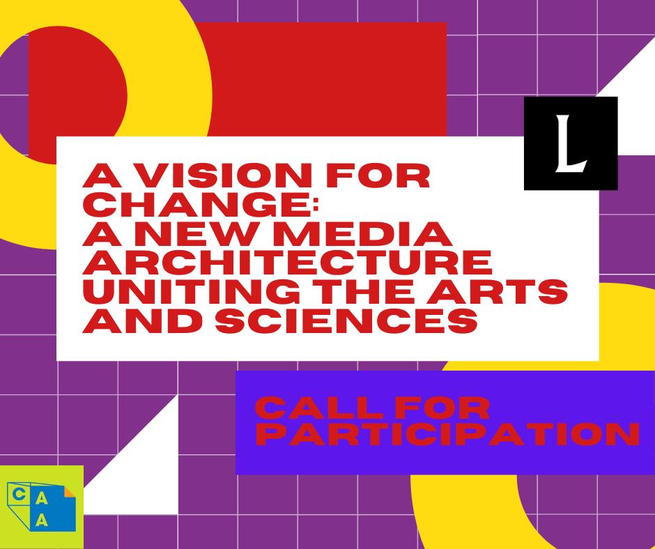 Leonardo/LEAF Call for CAA 2021 Panelists – Leonardo/ISAST