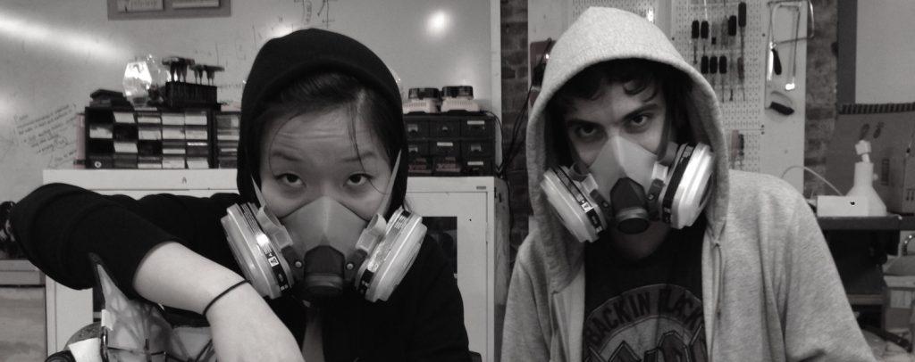 Member Spotlight: Xuedi and Pedro (Backslash)