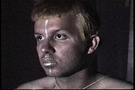 The Other (1999), single-channel video (performance documentation), sound, color, 6.5 minutes excerpt