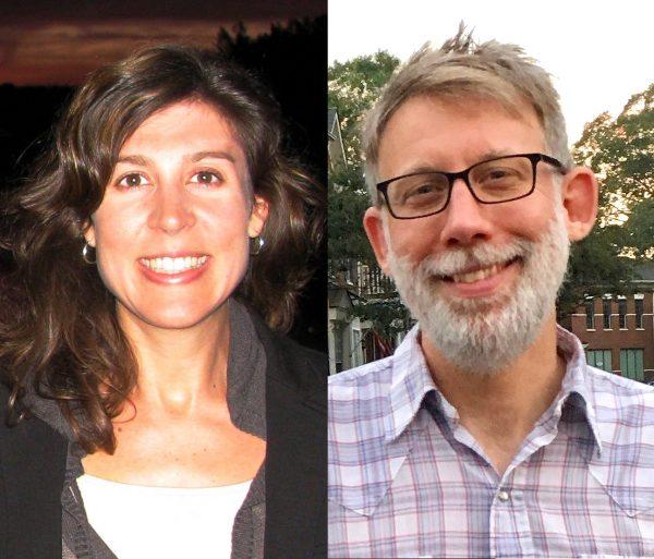 Joelle Dietrick and Owen Mundy