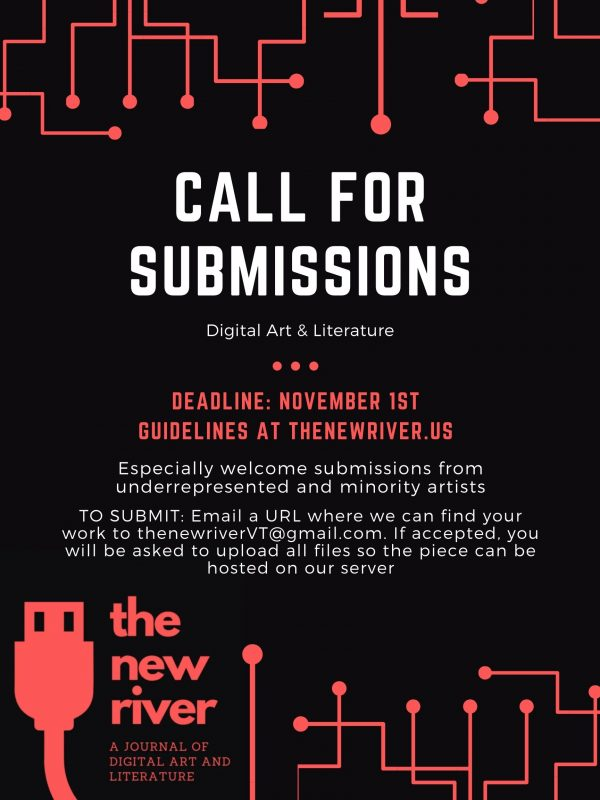 The New River Journal: Call for Digital Art and Literature