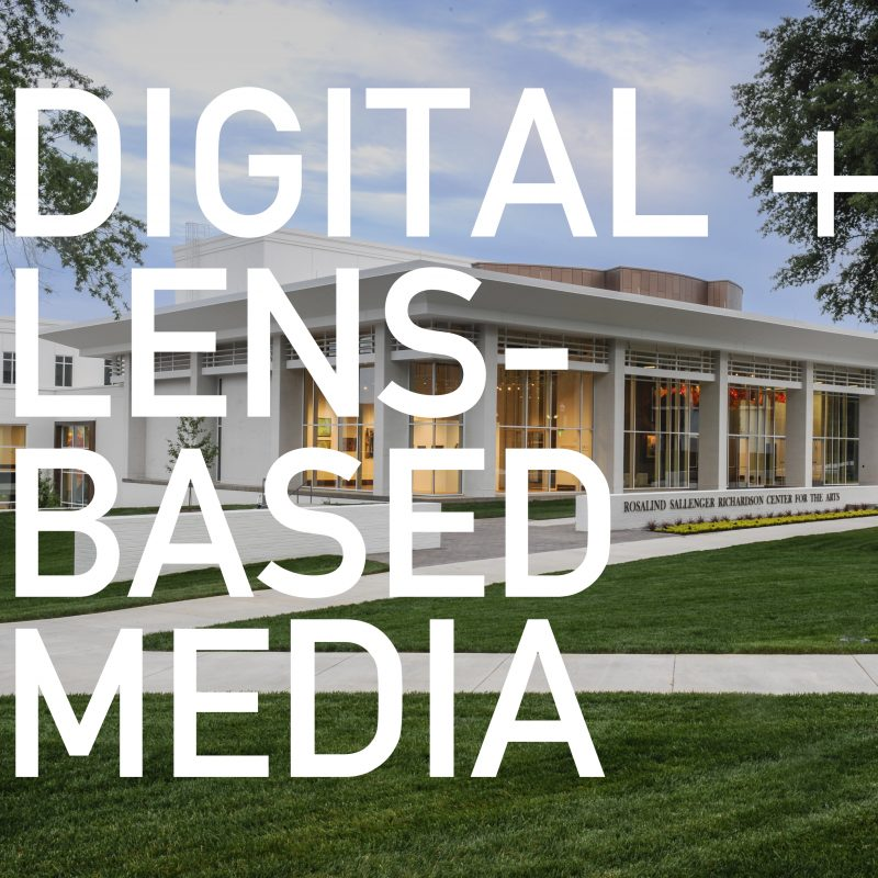 Assistant Professor of Studio Art (Digital and Lens-Based Media) – Wofford College